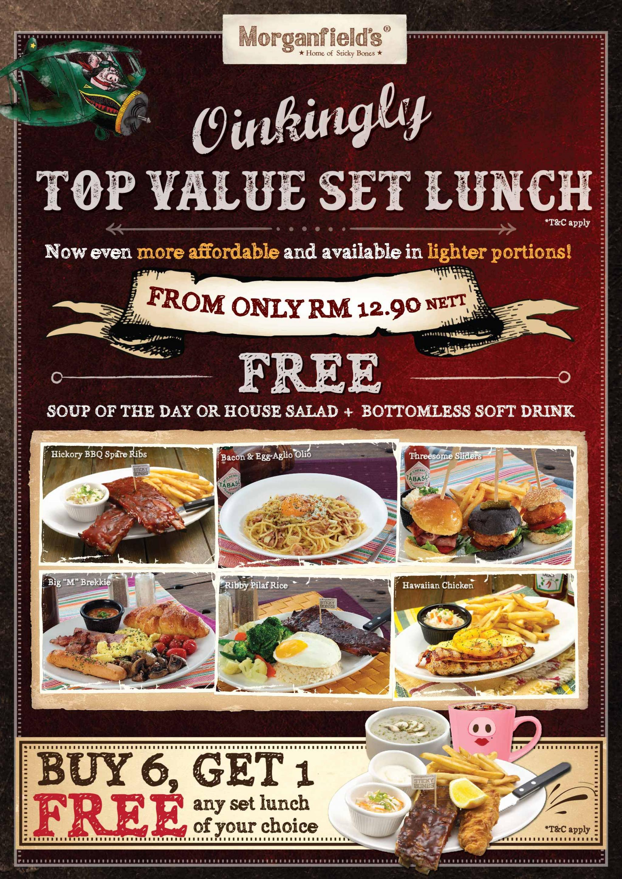 Morganfield S Promotions